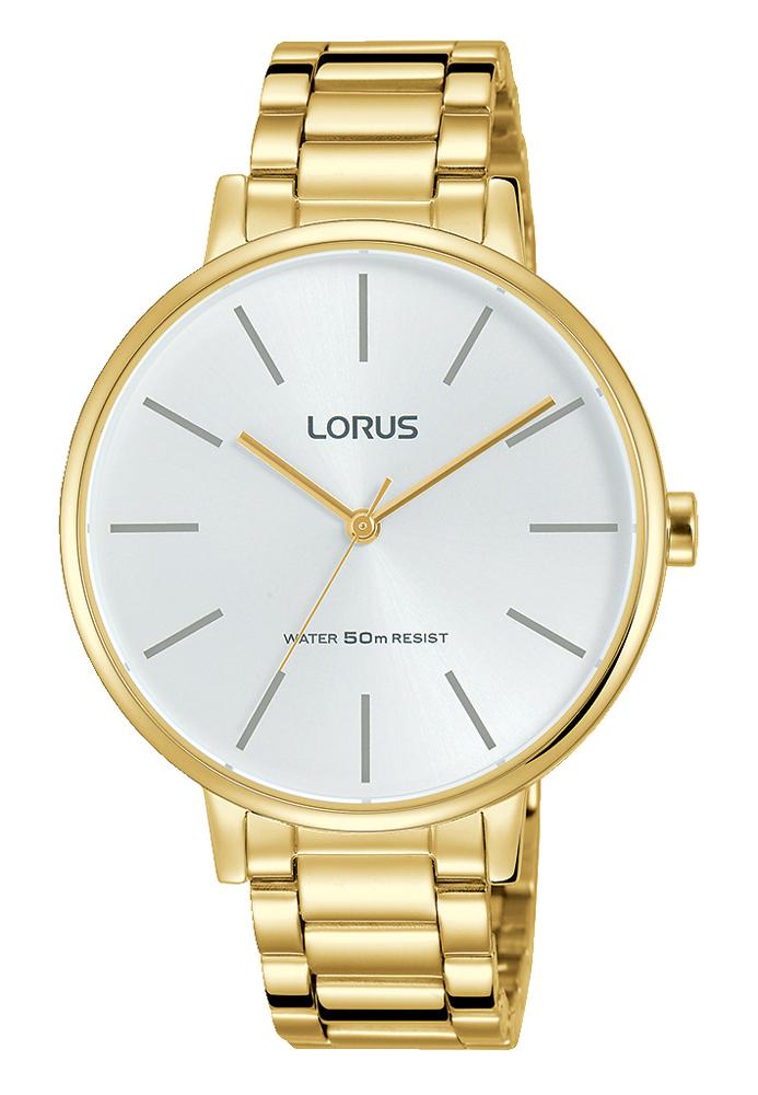 zloty zegarek damski lorus