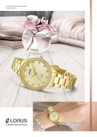 Zegarek damski Lorus Fashion RG284RX9 - zdjęcie 6