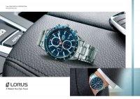 Zegarek męski Lorus Sportowe RM329GX9 - zdjęcie 5