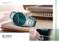 Zegarek męski Lorus Klasyczne RW401AX9 - zdjęcie 4